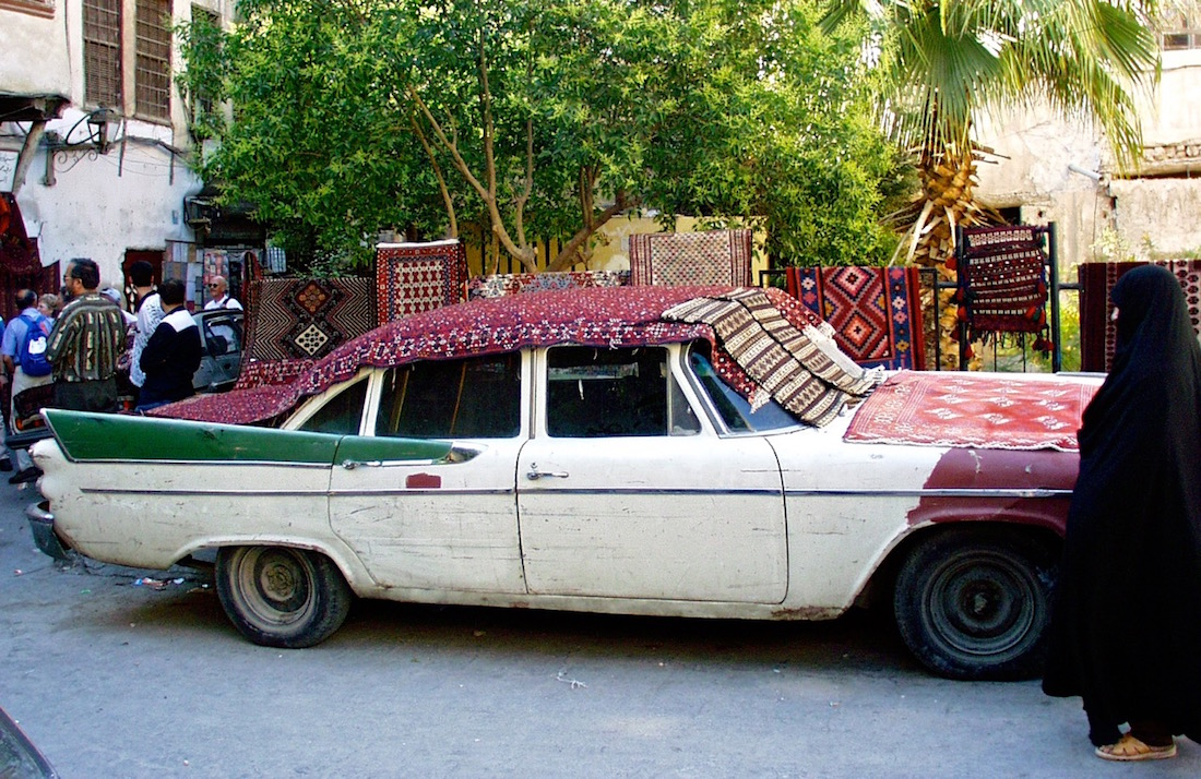 Desoto and Rugs