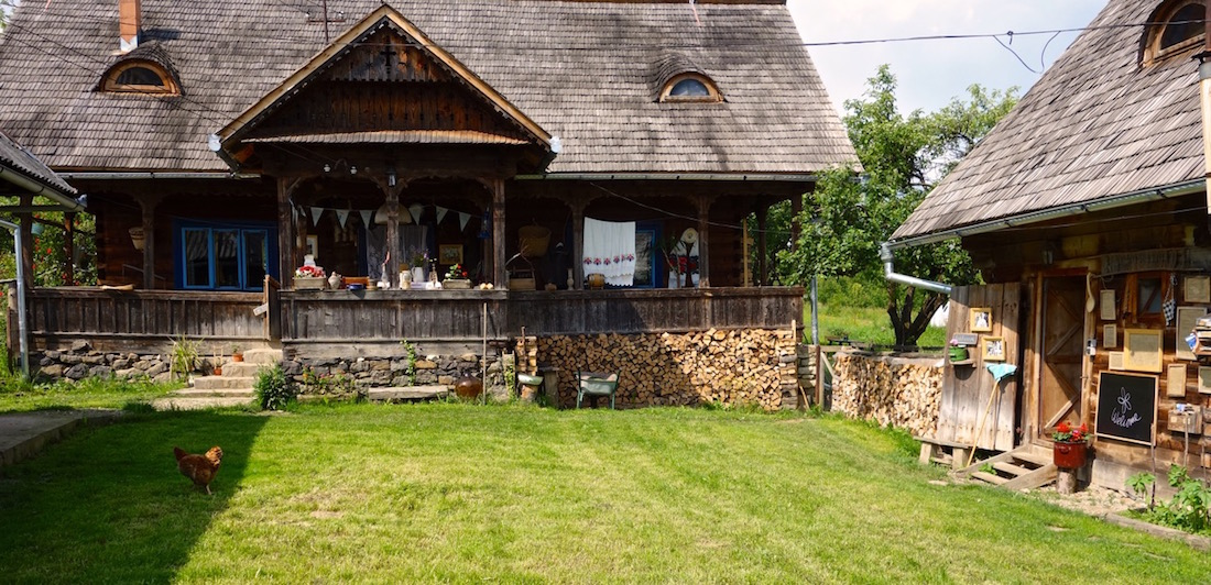 Walk around Breb, Romania_2