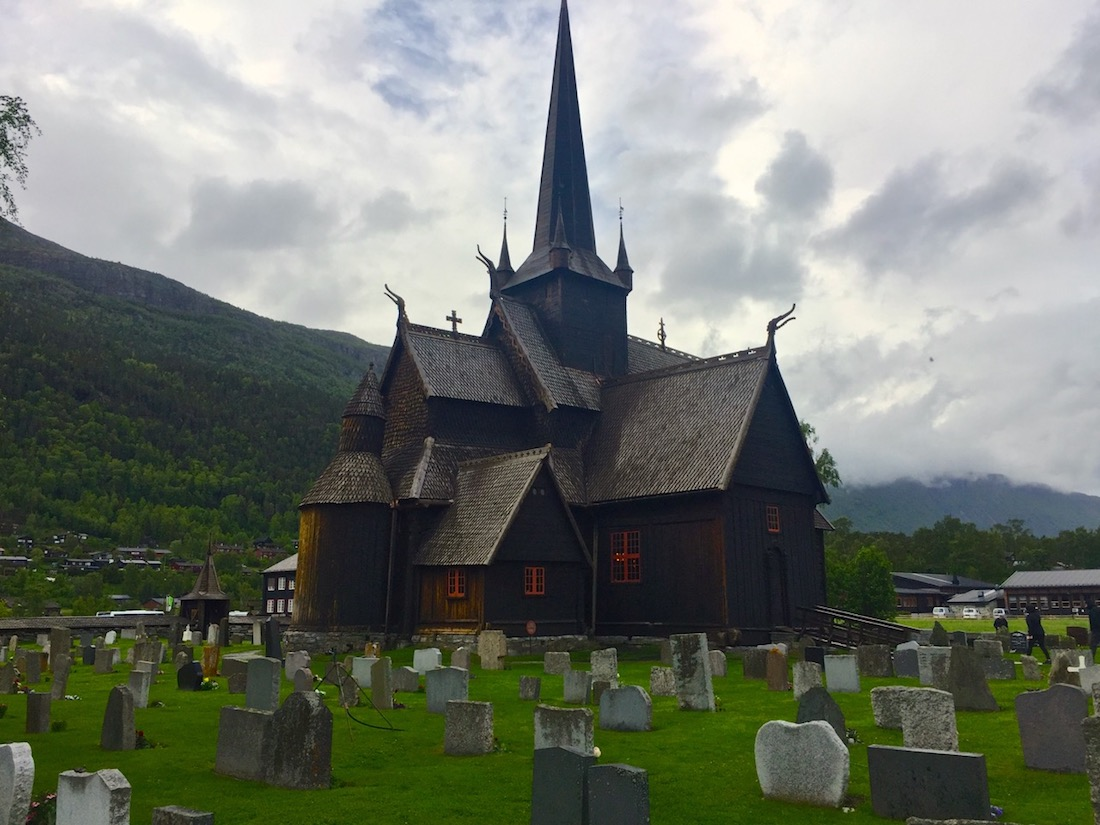 Lom Stave Church, Norway